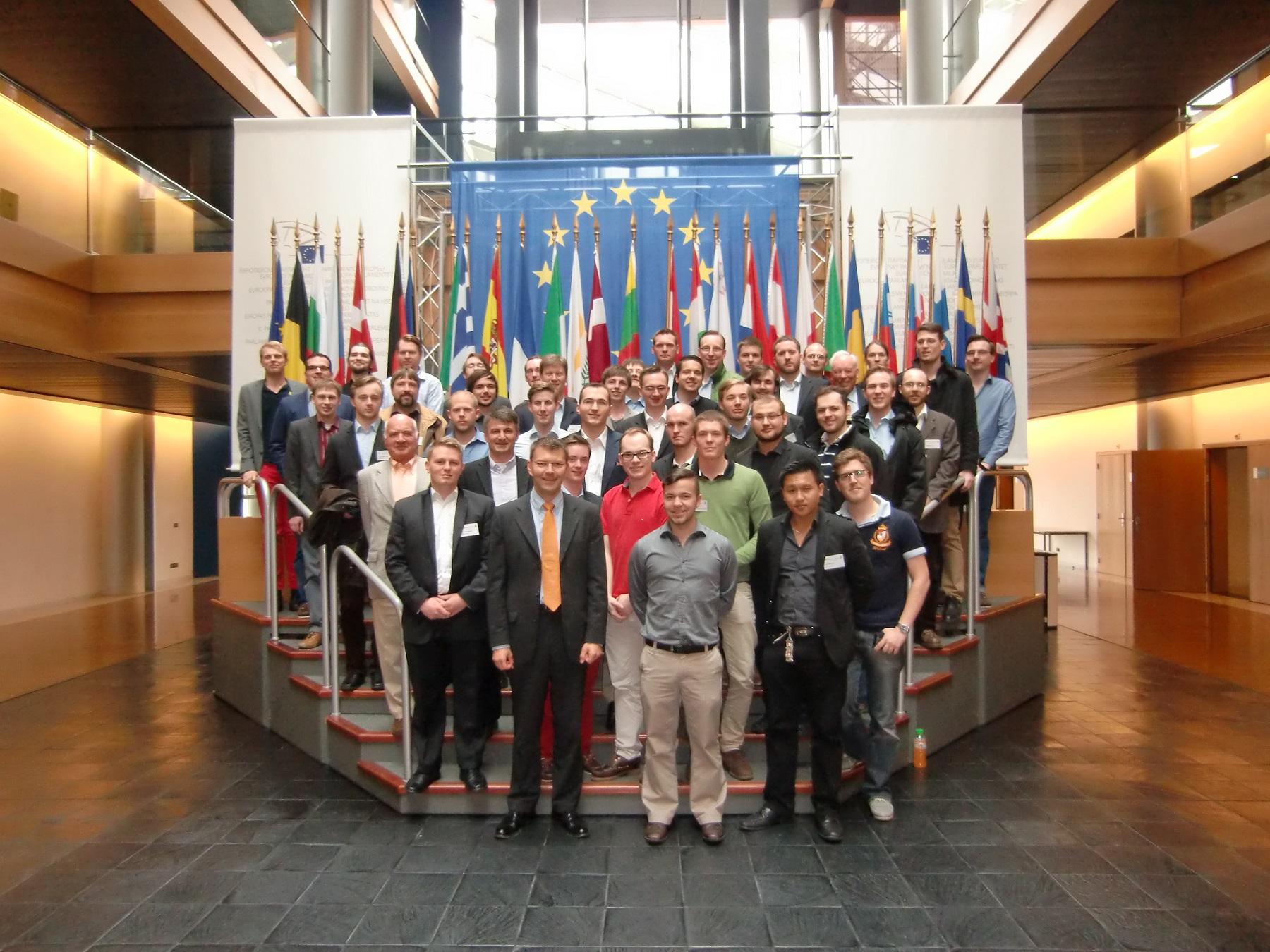 Europatagung 2013 in Karlsruhe