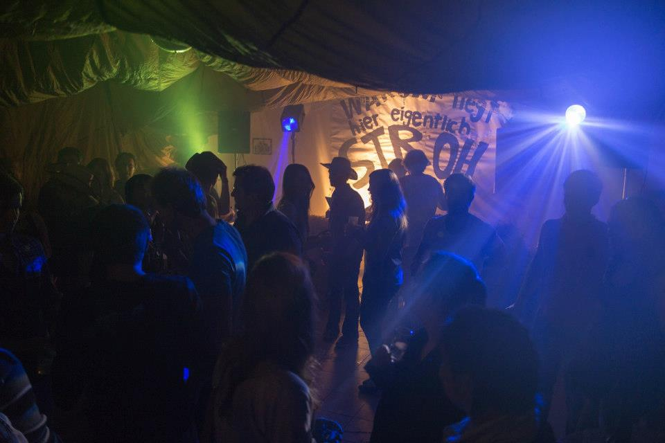 Sommersemesterparty 2013