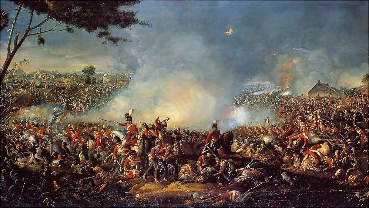 Waterloo – ein Vortrag von AH Christian Roth