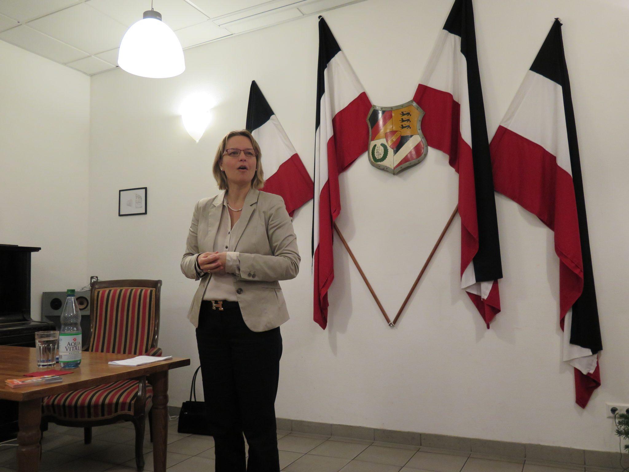 Infrastruktur – ein Vortrag von Bettina Meier-Augenstein