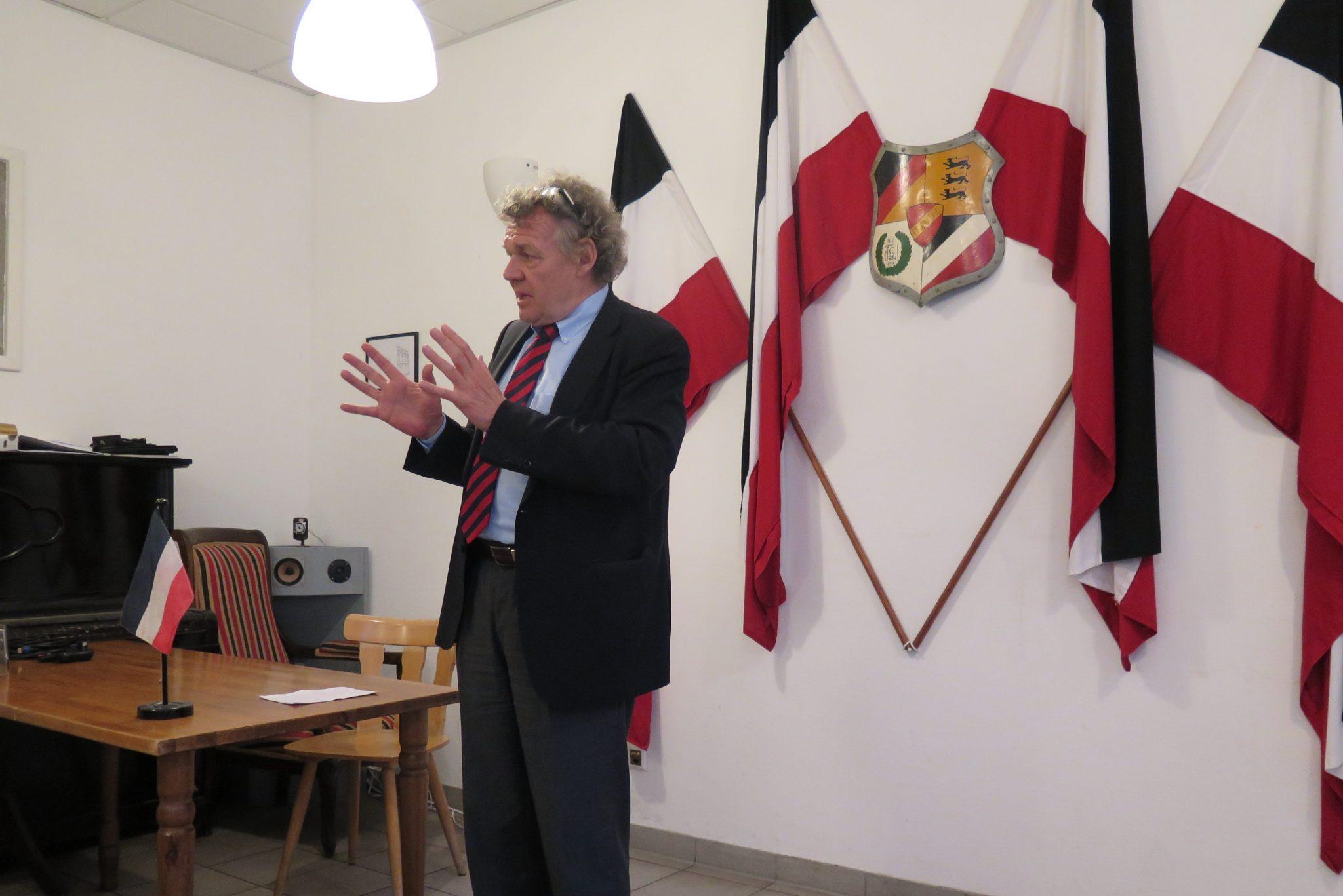 Ethik als Politik – ein Vortrag von Prof. Dr. Schütt